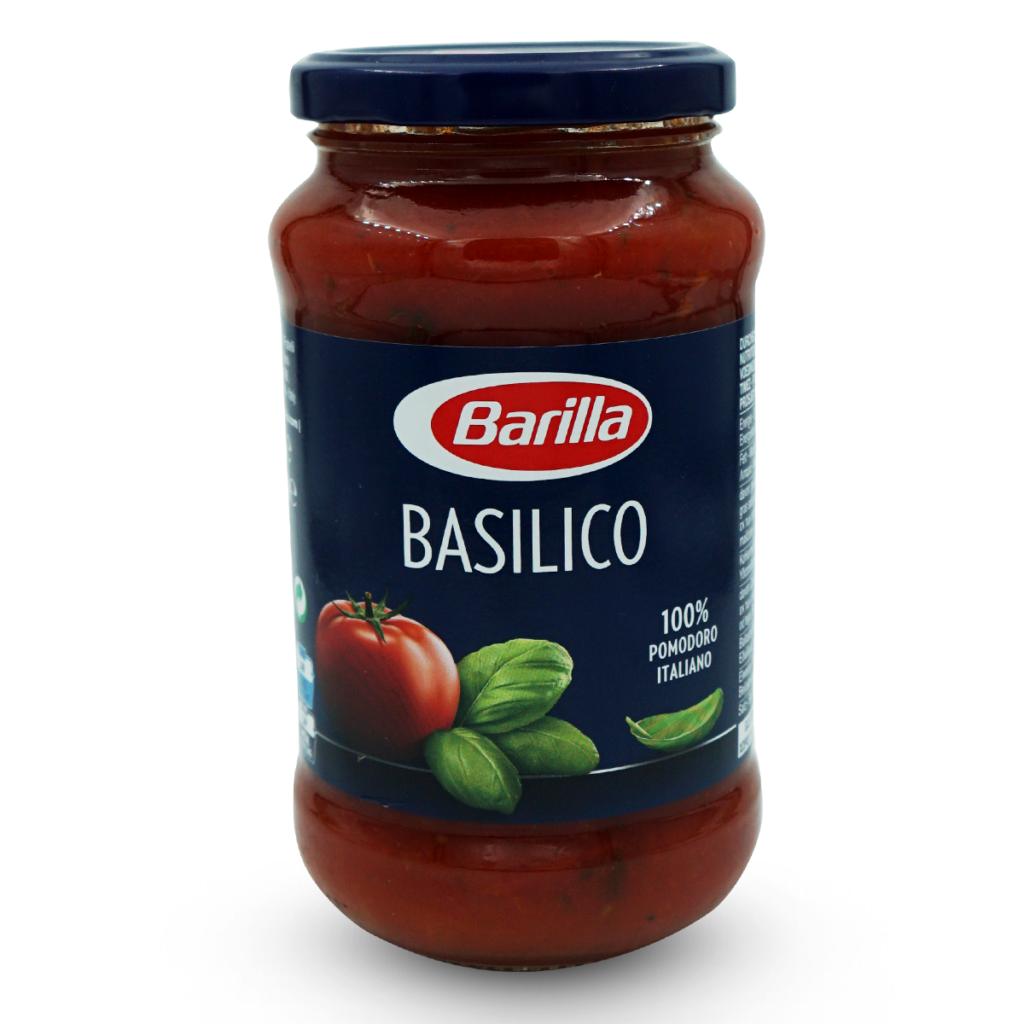 Barilla Tomatensauce mit Basilikum