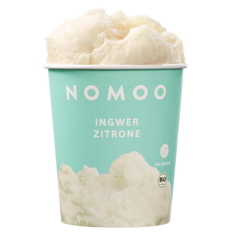 Nomoo Ingwer-Zitronen-Eis