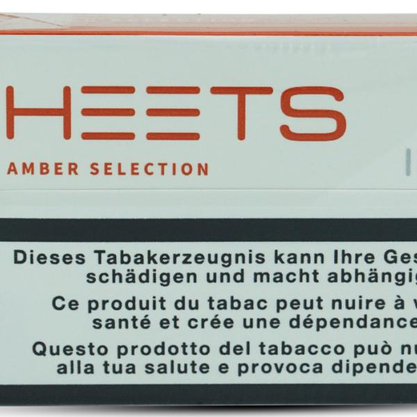 HEETS Marlboro Zigaretten Amber Label