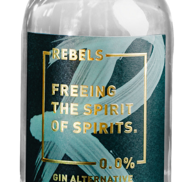 Rebels 0.0% Gin Alternative