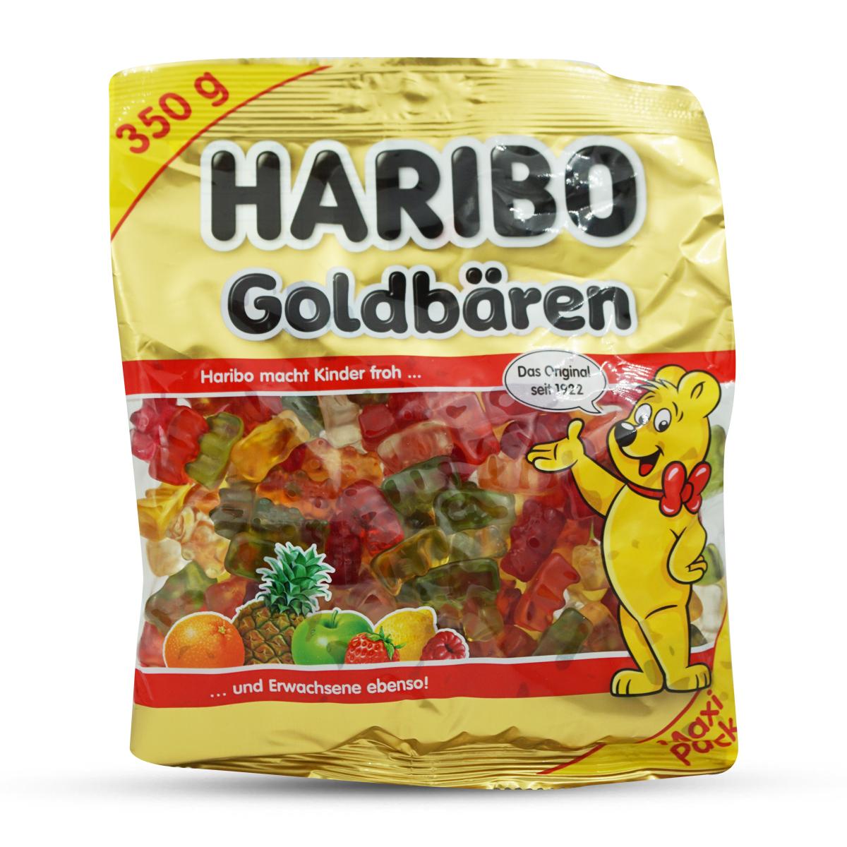 Haribo Gummibonbons Goldbären