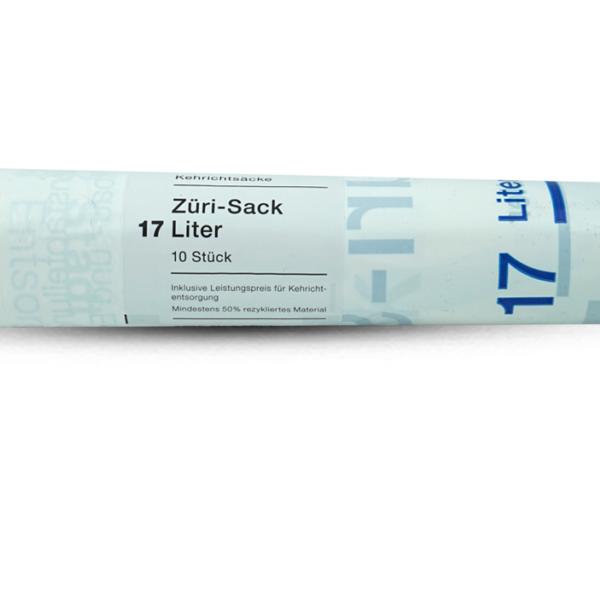 Gebührenkehrichtsack Züri-Sack Zürich 10Stk