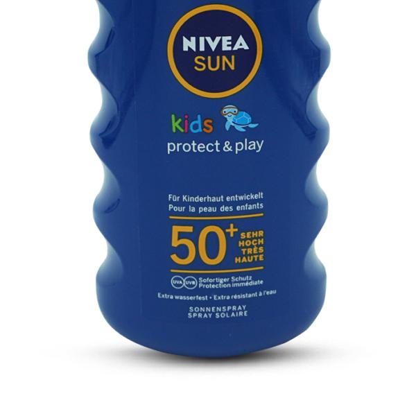 Nivea Sun Sonnenspray Kids farbig LF50+
