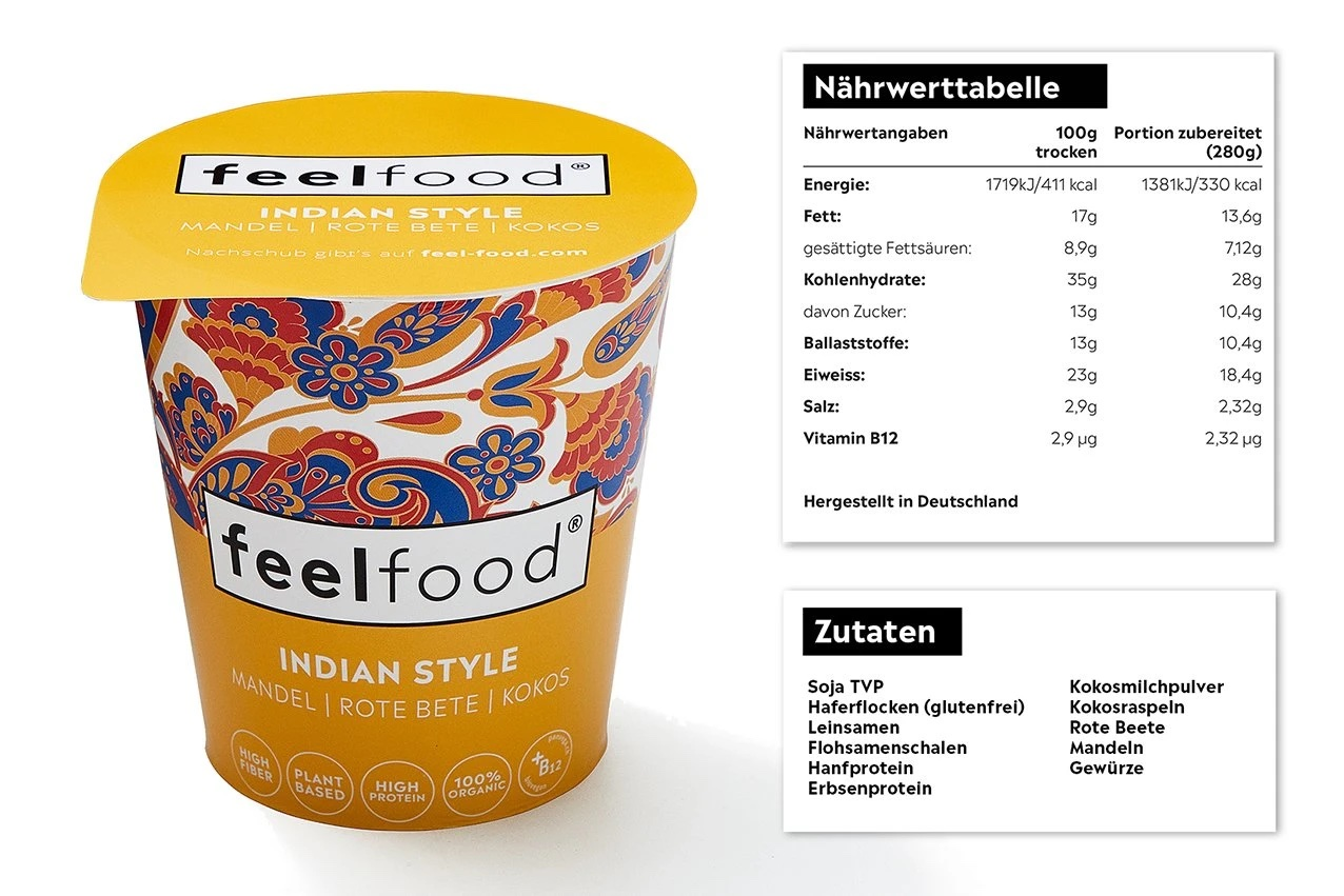 feelfood Indian Style