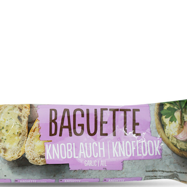 Frischback Knoblauchbaguette
