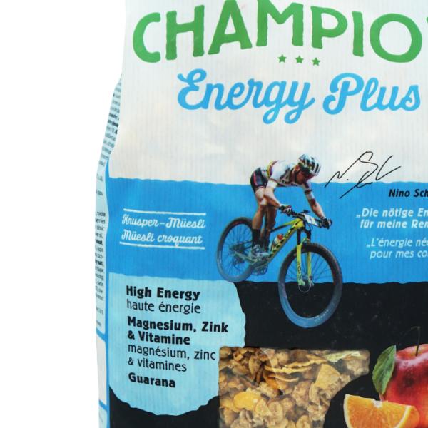 Familia Muesli Champion Energy Plus