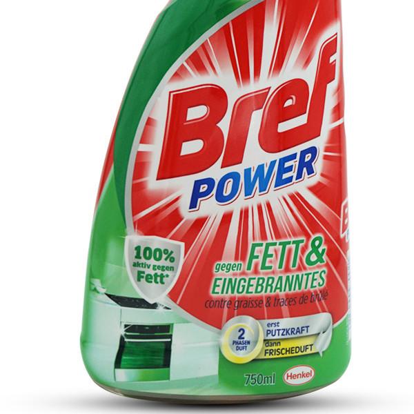 Bref Power Cleaner Reiniger Fett & Eingebranntes