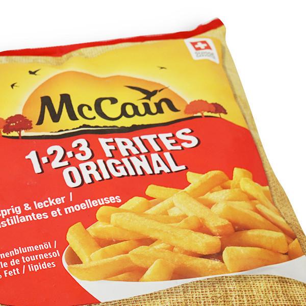 McCain Frites 1.2.3