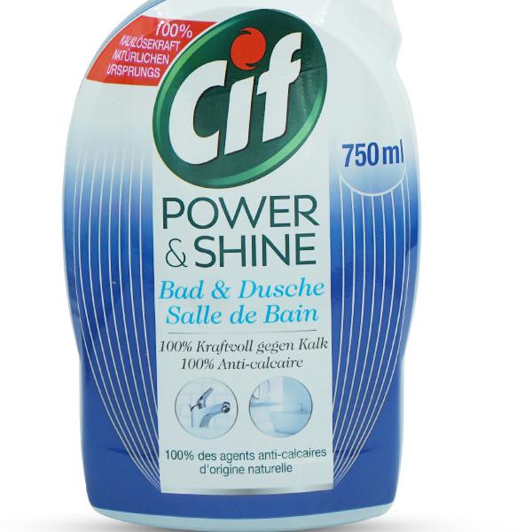 Cif Power & Shine Reiniger Bad