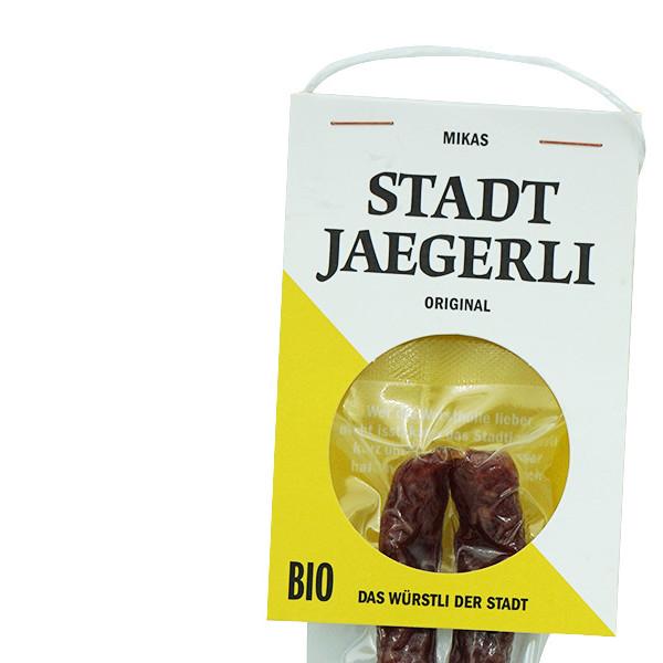 Mikas Stadtjaegerli Original (Bio)