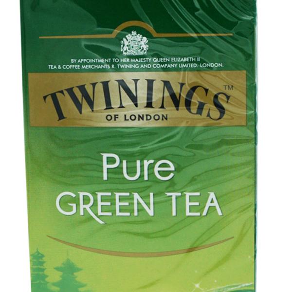 Twinings Grüntee Pure 25 Beutel
