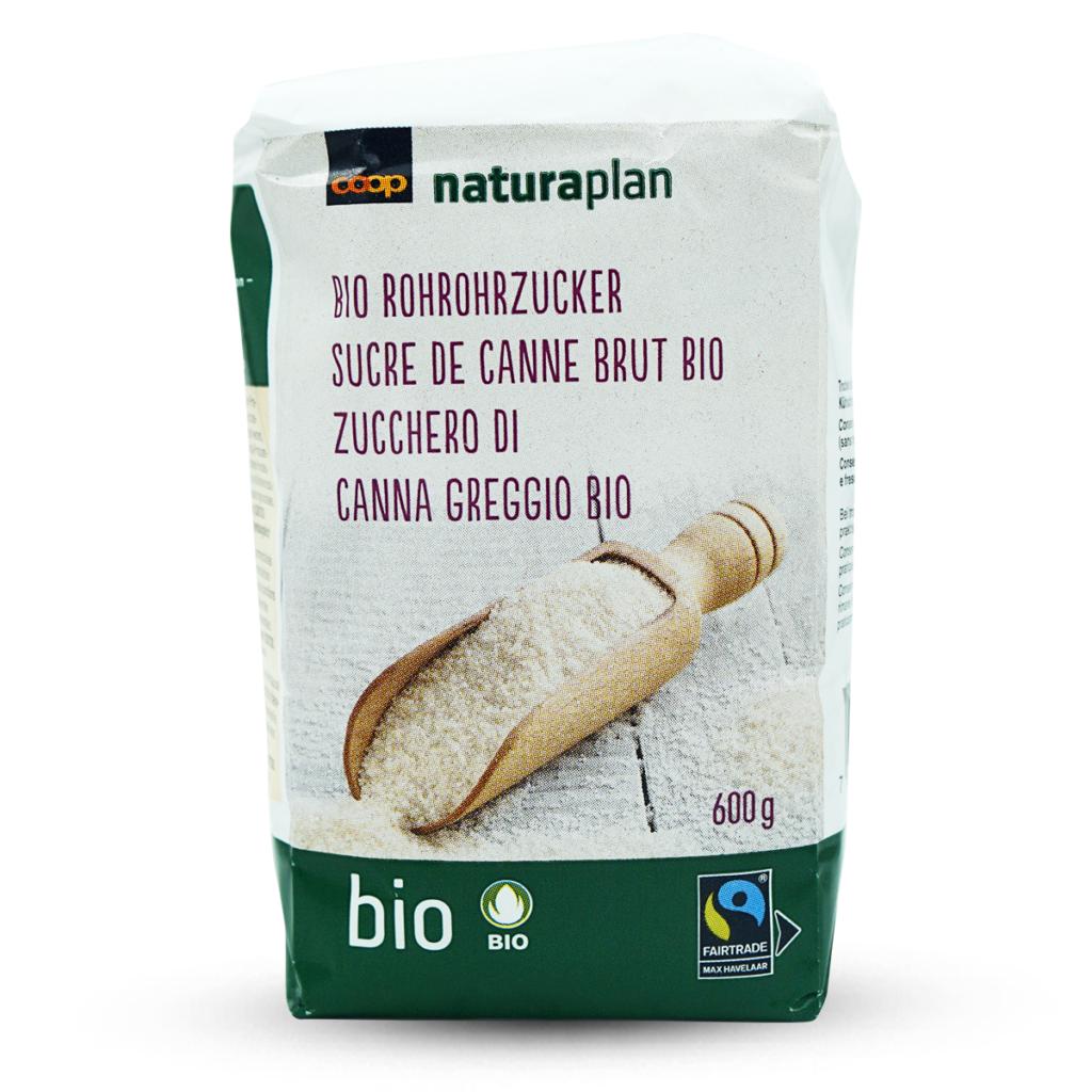 Naturaplan Bio Fairtrade Rohrohrzucker