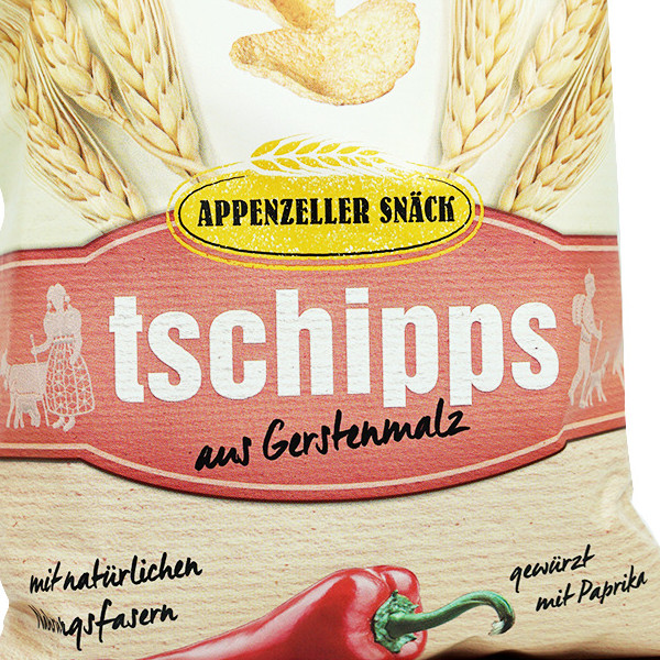 Appenzeller Paprika Tschipps