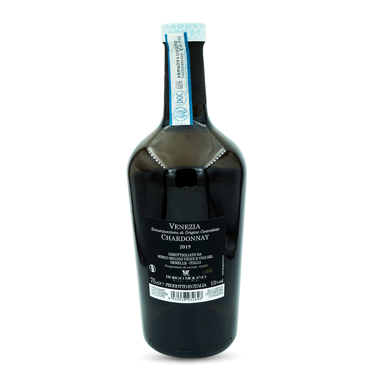 Venezia DOC - Chardonnay - Borgo Molino 2019
