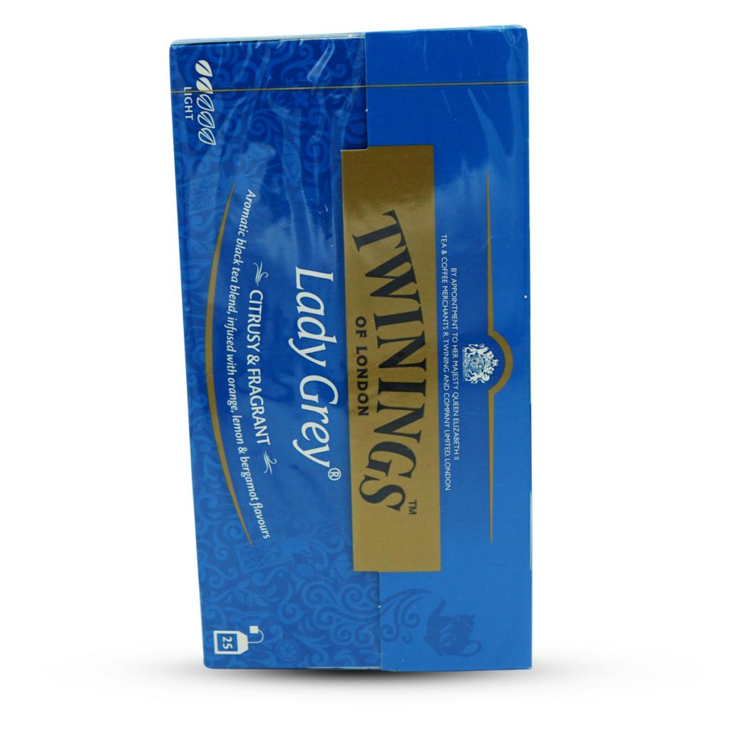 Twinings Tee Lady Grey 25 Beutel