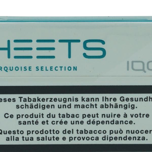 HEETS Marlboro Sticks Turquoise Label