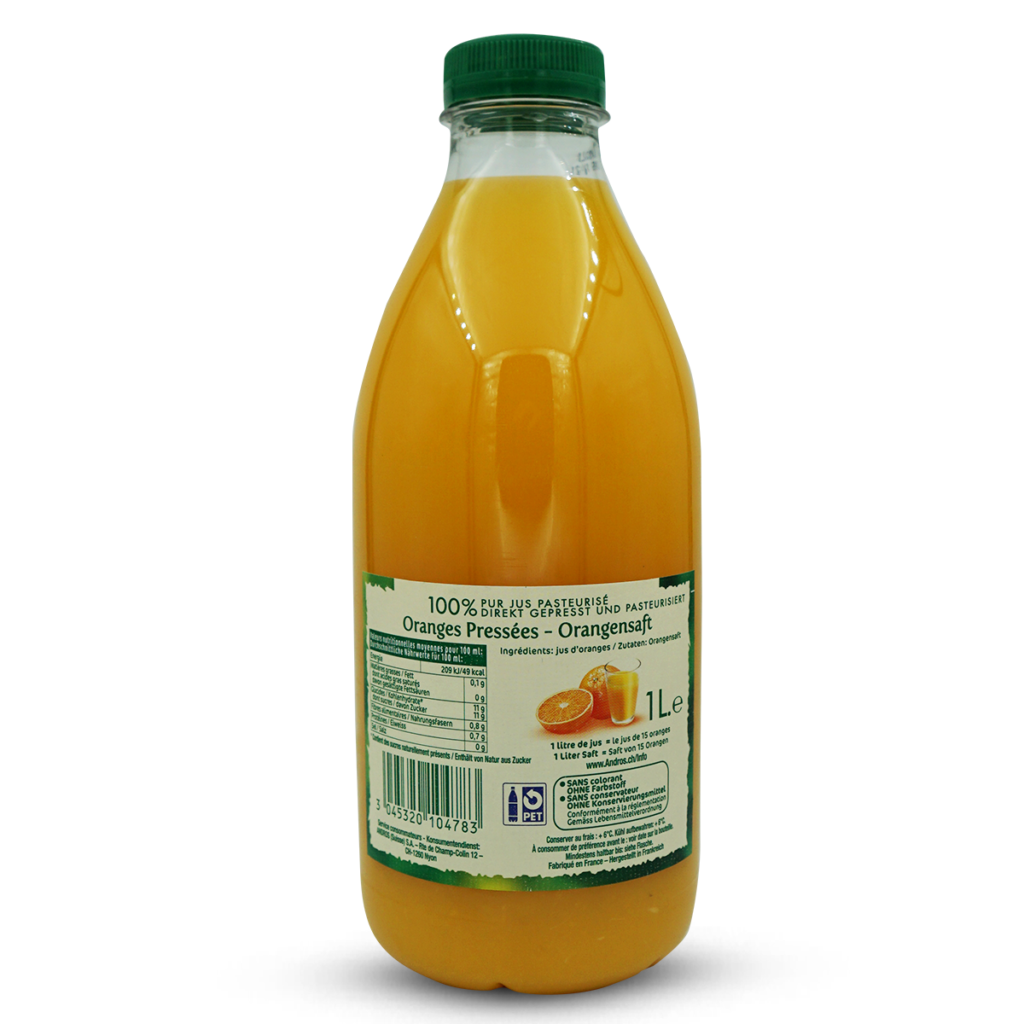 Andros Orangensaft