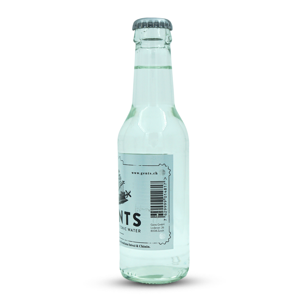 Gents Swiss Roots Tonic Water
