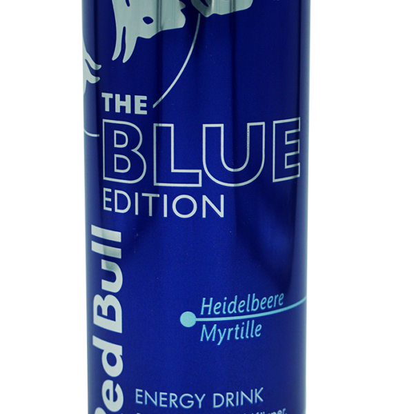 Red Bull Blue Edition Energy Drinks