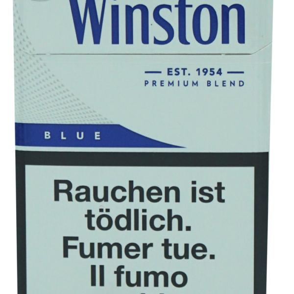 Winston Blue Zigaretten