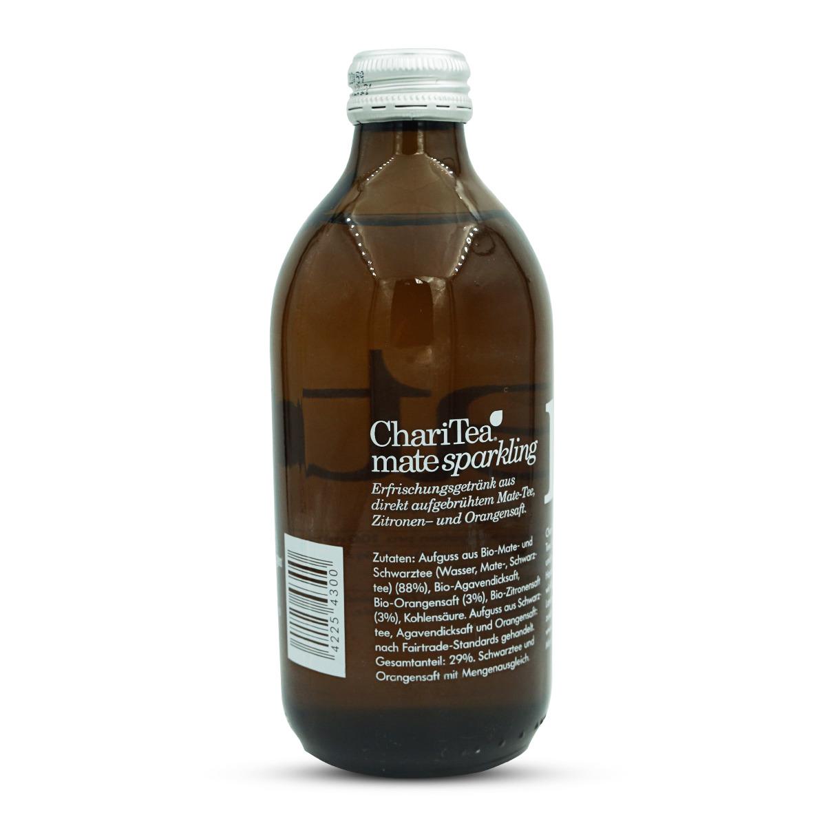 LemonAid Bio ChariTea Mate