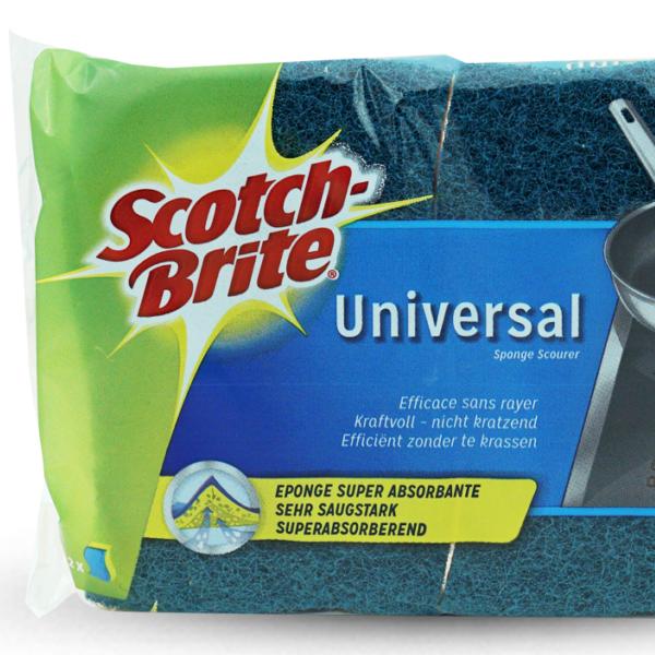 Reinigungsschwämme Universal 2Stk
