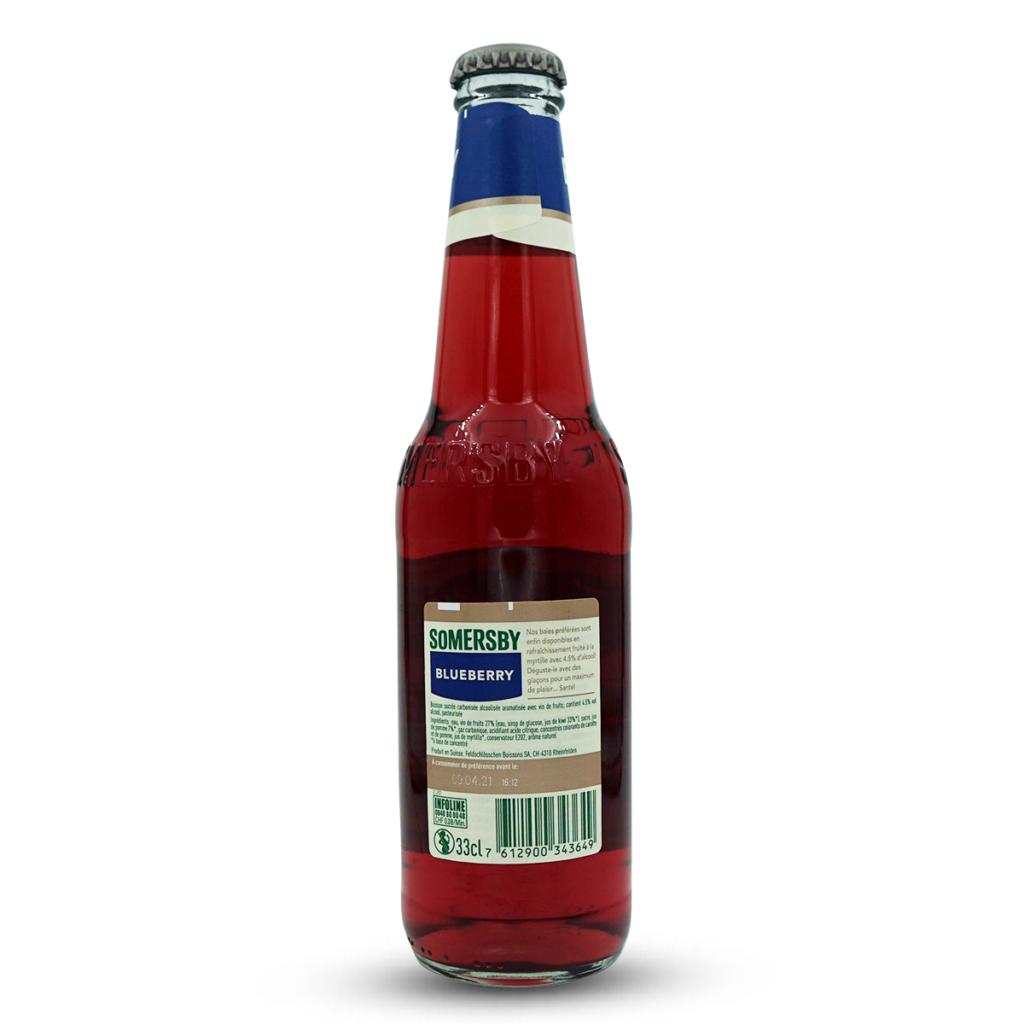 Somersby Blueberry Cider