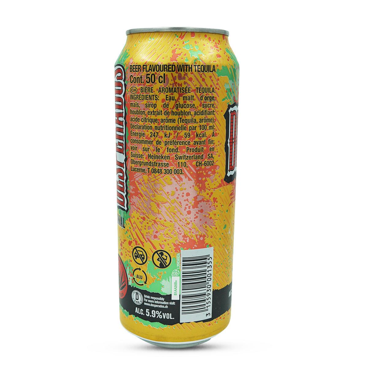 Desperados Original Bier