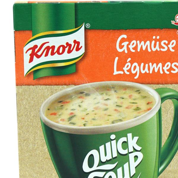 Knorr Quick Soup Gemüsecrème