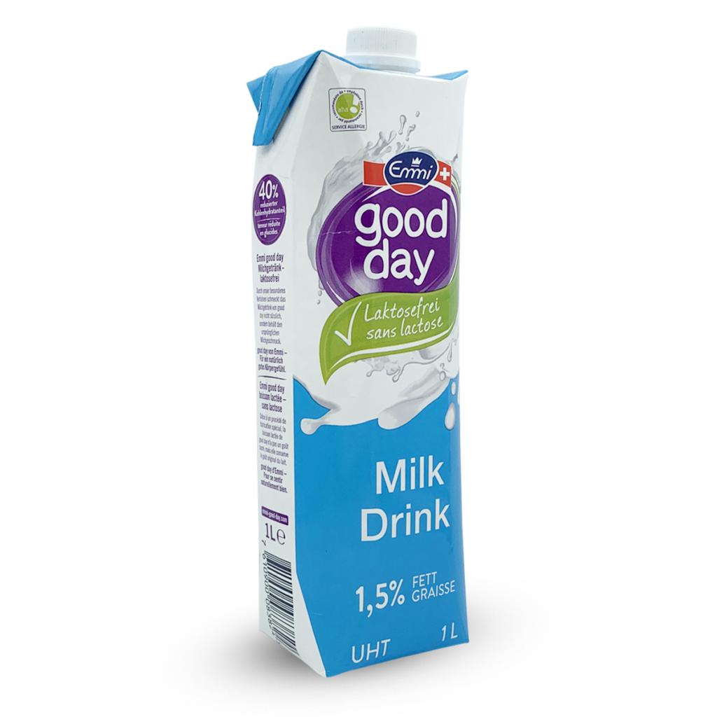Emmi good day Milch Drink UHT