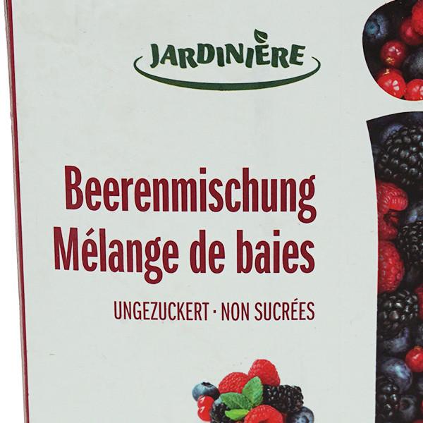 Jardinière Beerenmischung