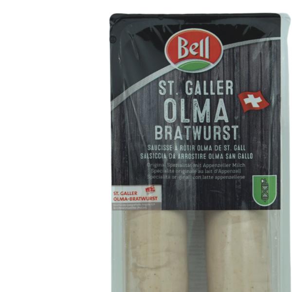 St. Galler Olma Bratwurst