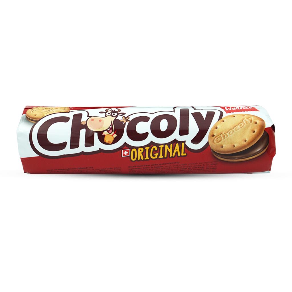 Wernli Guezli Chocoly Original