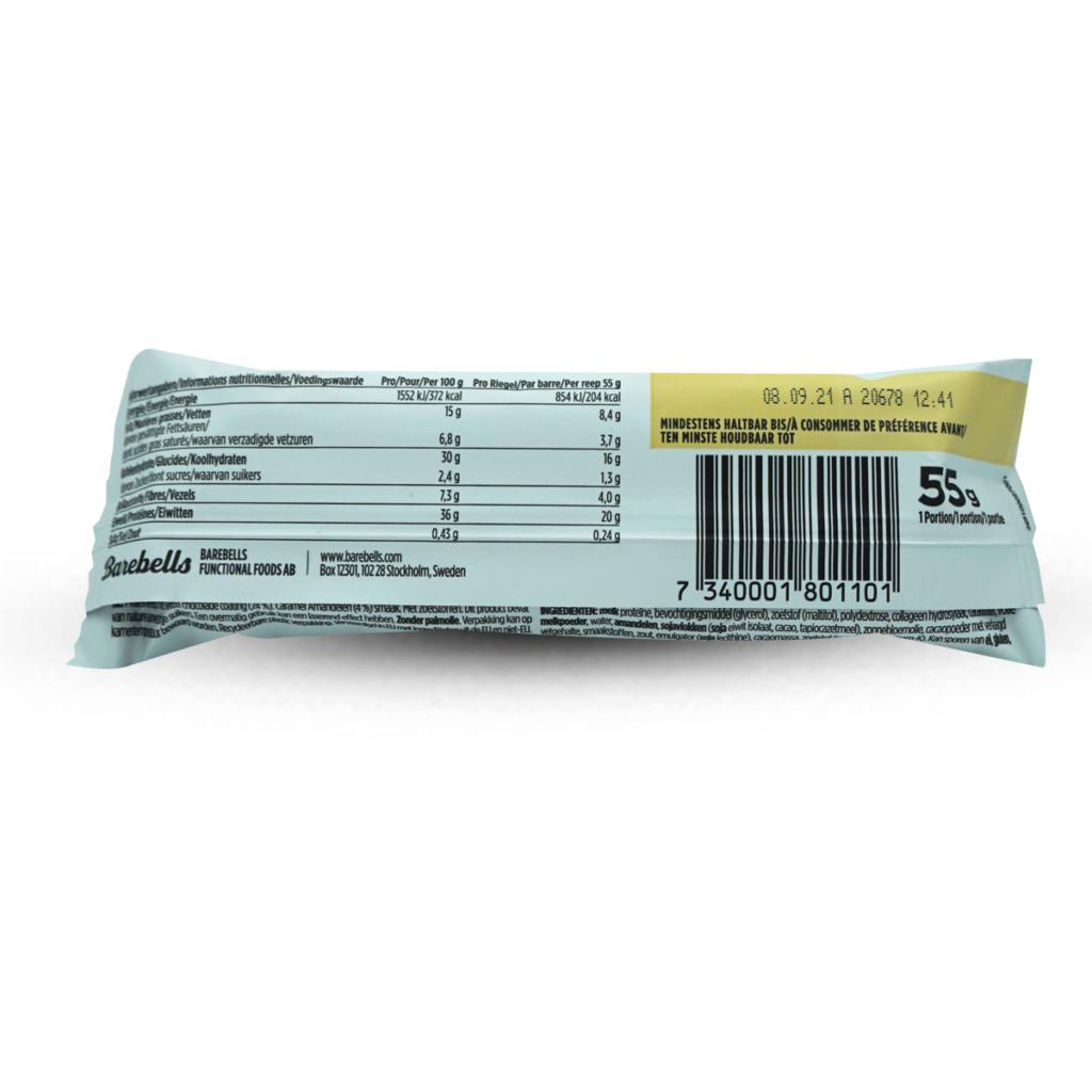 Barebells White Chocolate Protein Bar