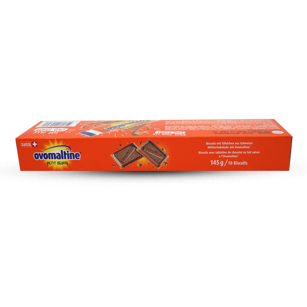 Ovomaltine Guezli Petit Beurre Ovo-Schokolade