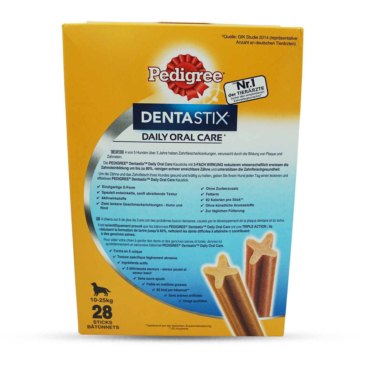 Pedigree Denta Stix medium 28 Stk.