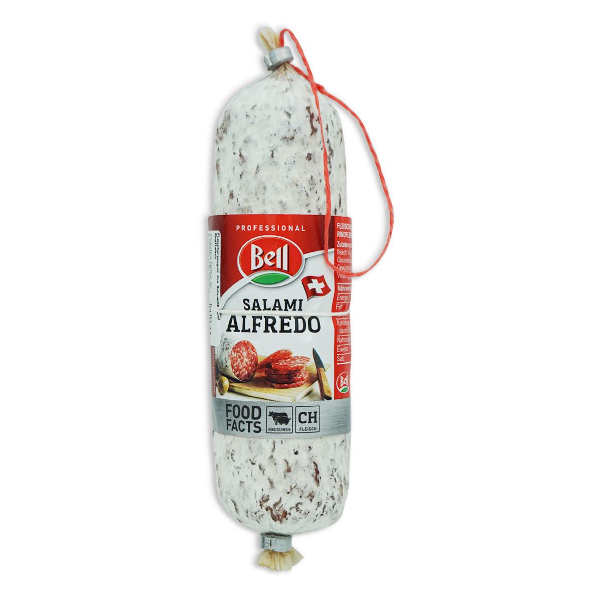Bell Salami Alfredo