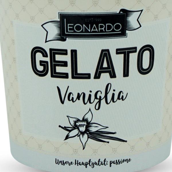 Leonardo Gelato Vaniglia
