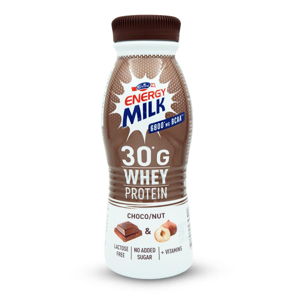 Emmi Energy Milk Whey Drink Choco & Nut
