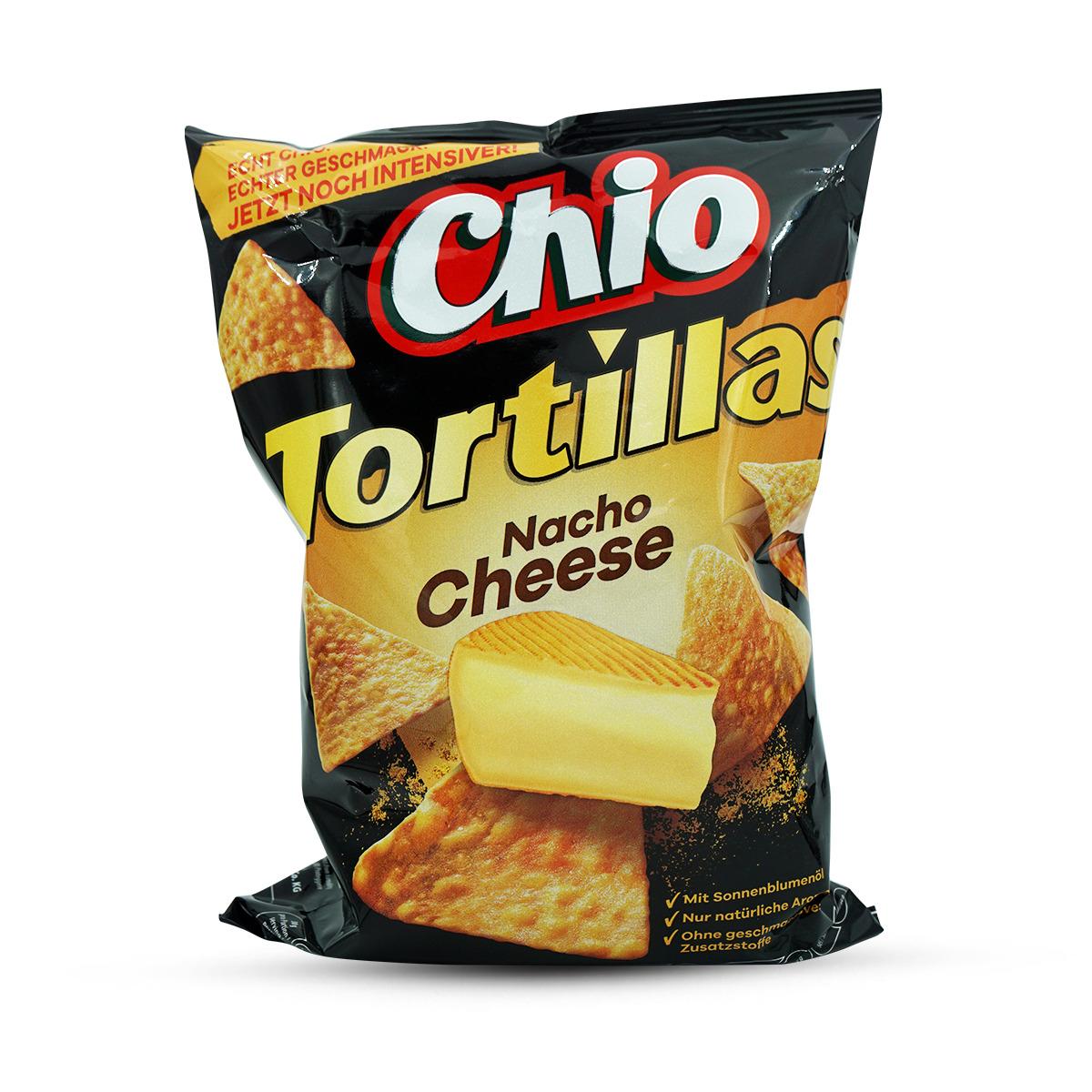 Chio Tortilla Chips Nacho mit Käse
