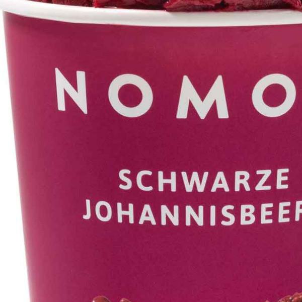 Nomoo Schwarzes Johannisbeereis