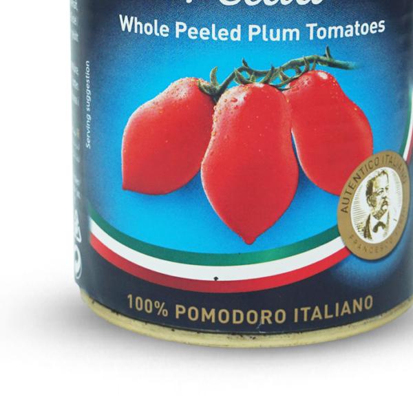 Cirio Pelati Tomaten geschält
