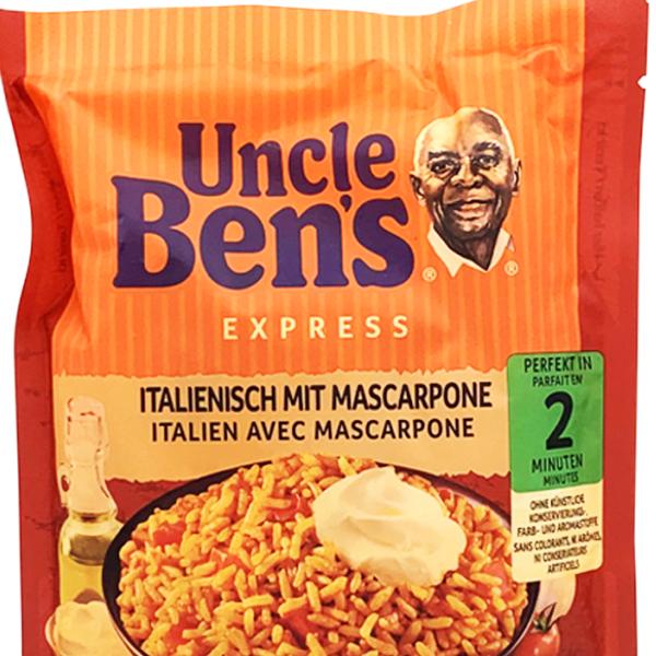 Uncle Ben's Express Italian Reis