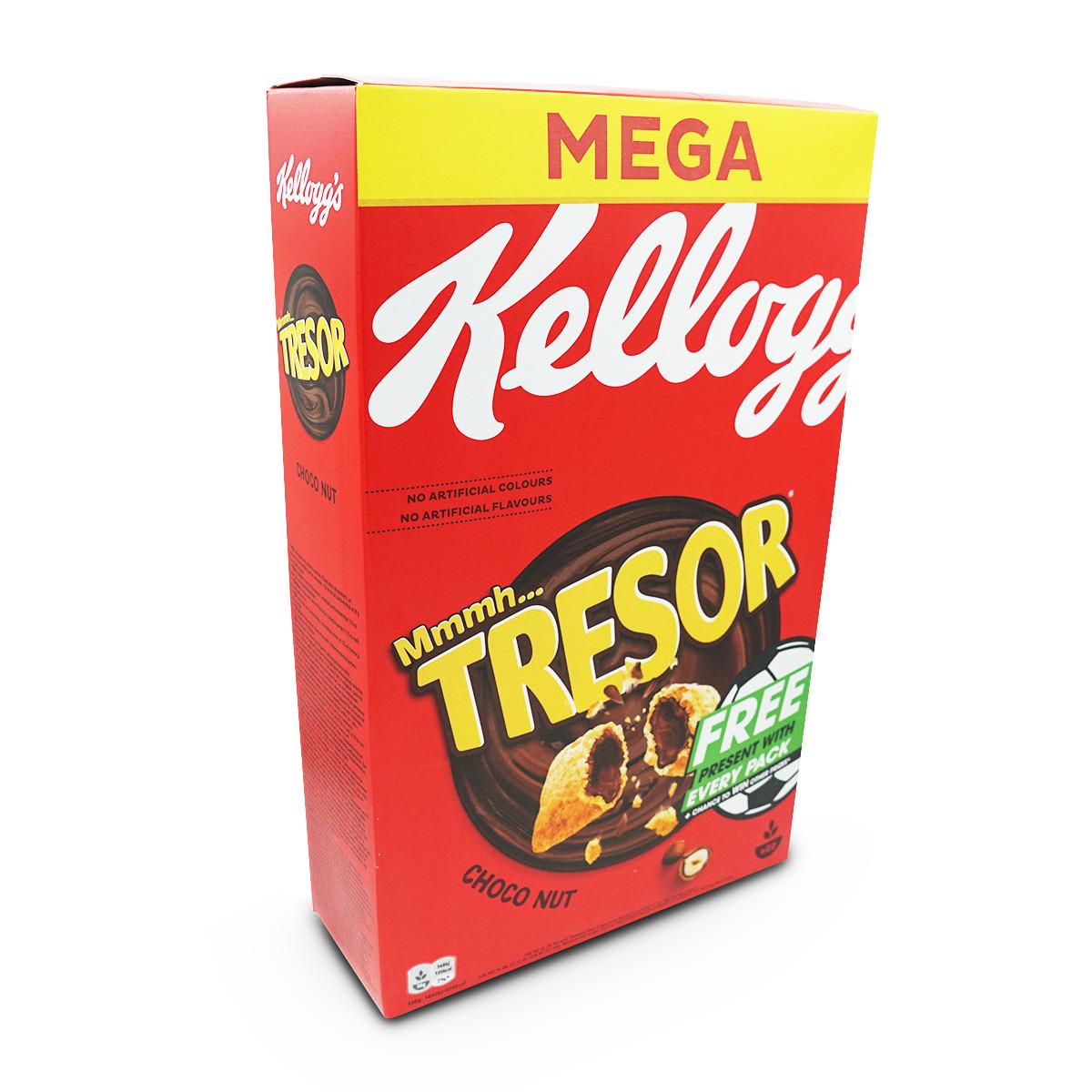 Kellogg's Tresor Choco