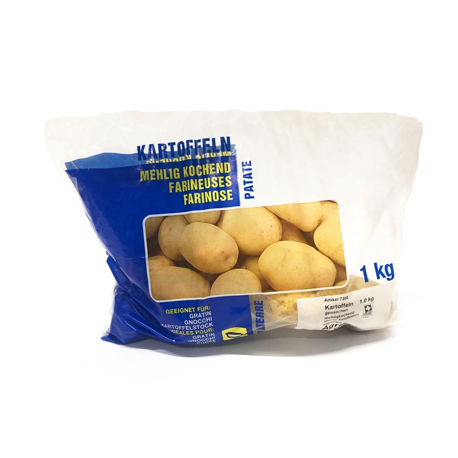 Kartoffeln Agria (mehlig kochend)