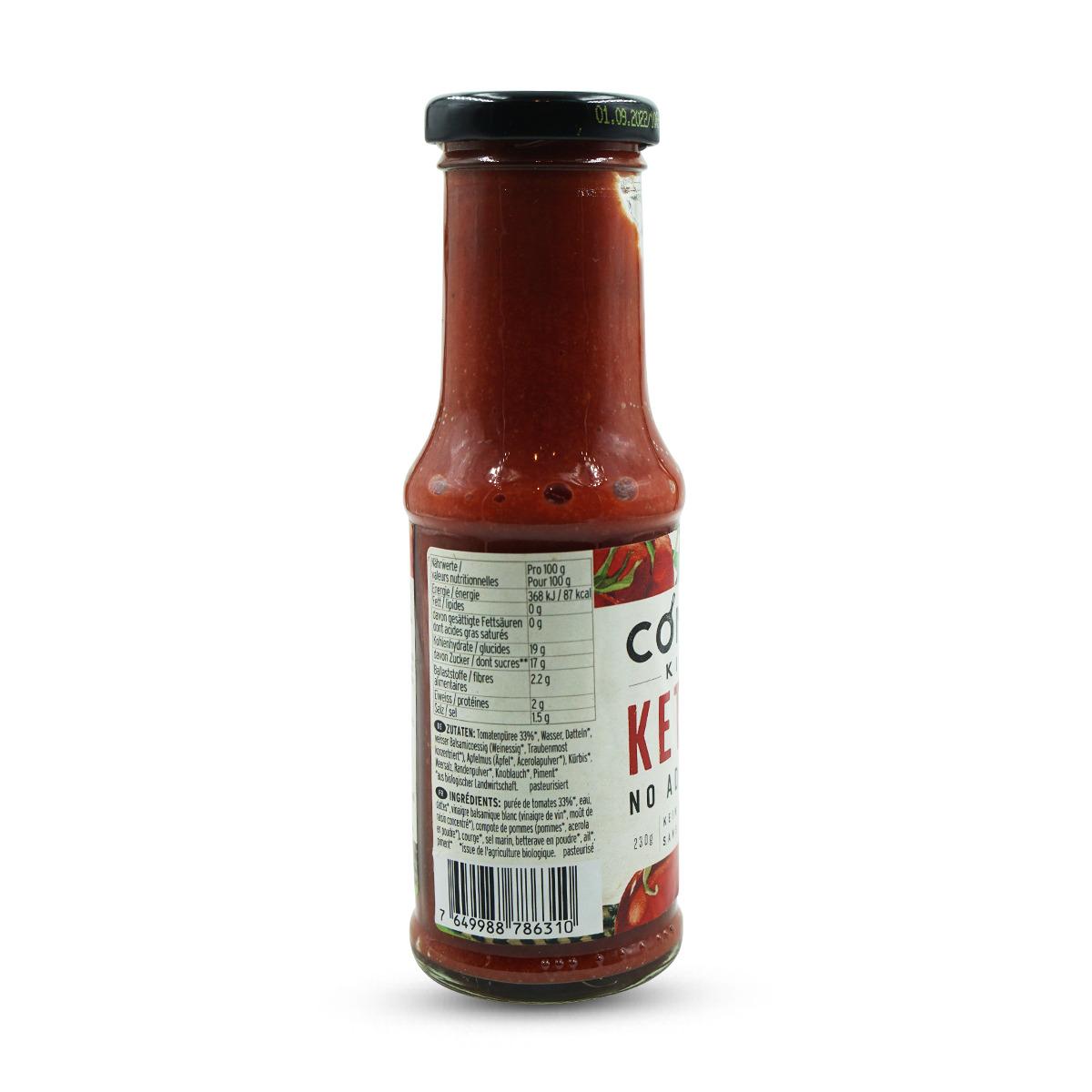 Connie's Kitchen Bio Ketchup