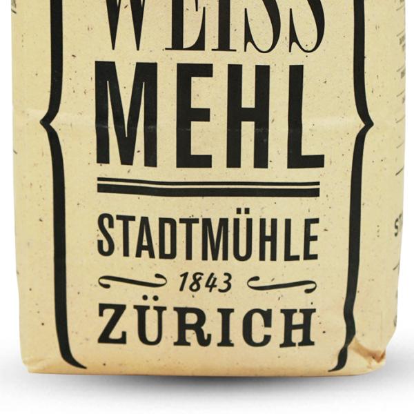 Weissmehl Stadtmühle Zürich