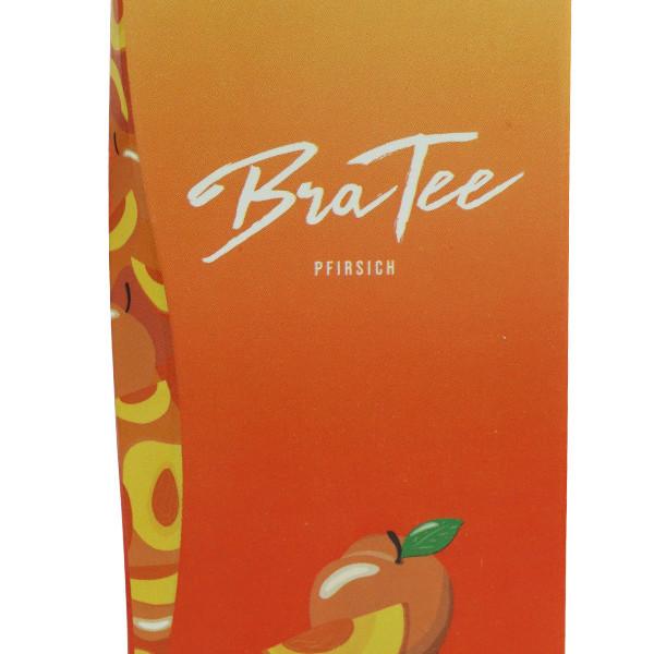 BraTee Pfirsich