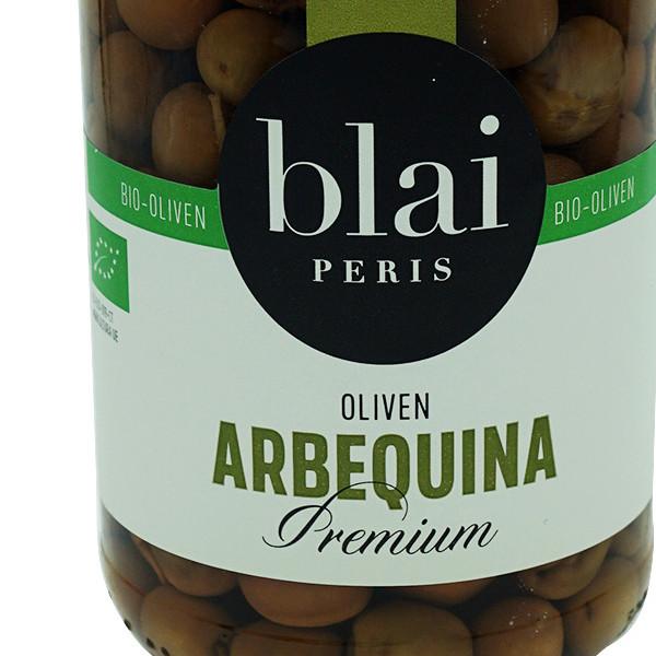 Bio Arbequina Oliven