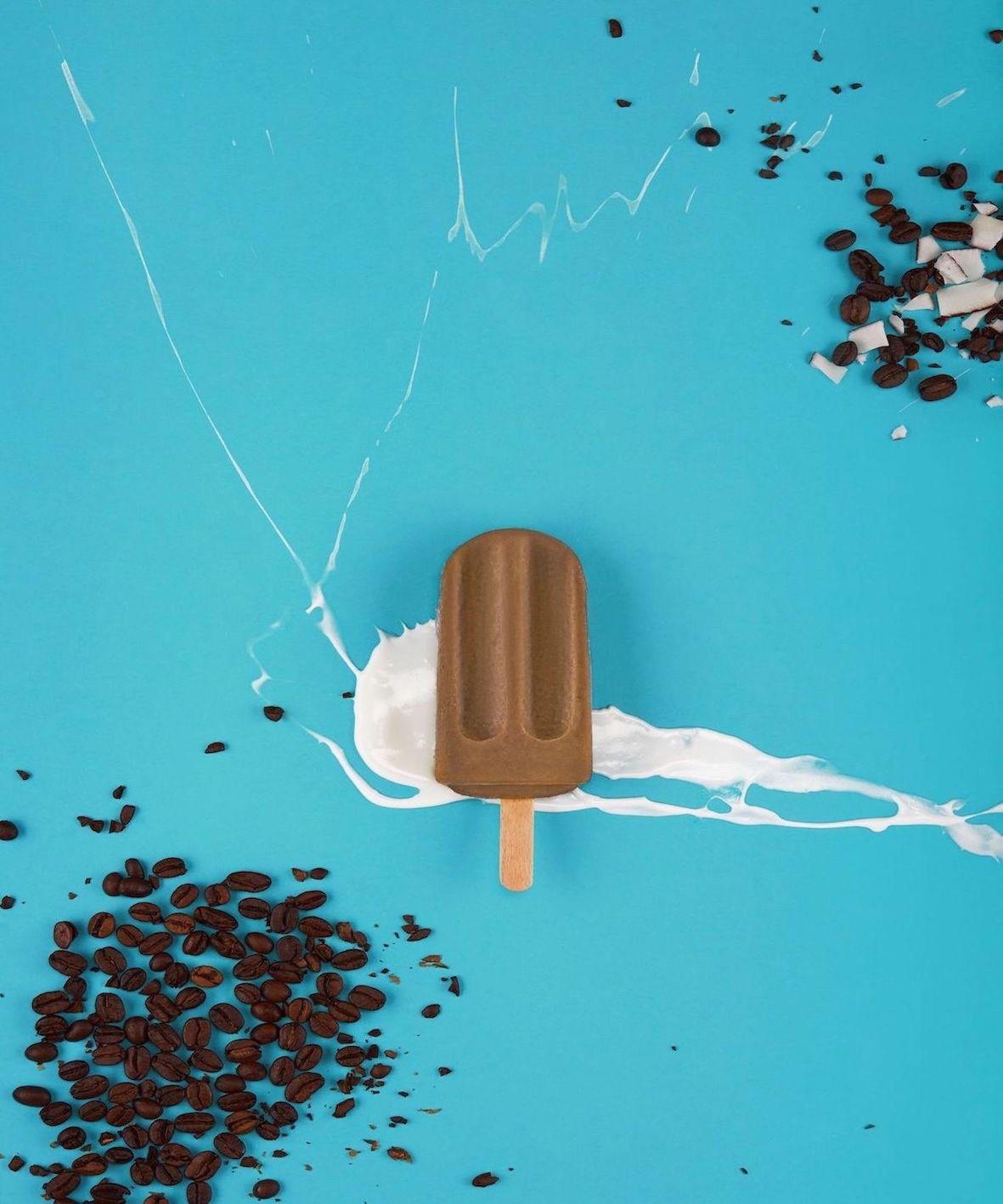 tutu's ice pops Coffee Addict